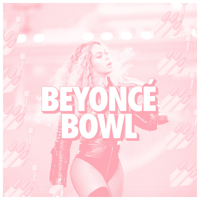 Beyoncé Bowl Bank Holiday (Destiny's Child, Beyoncé & More)