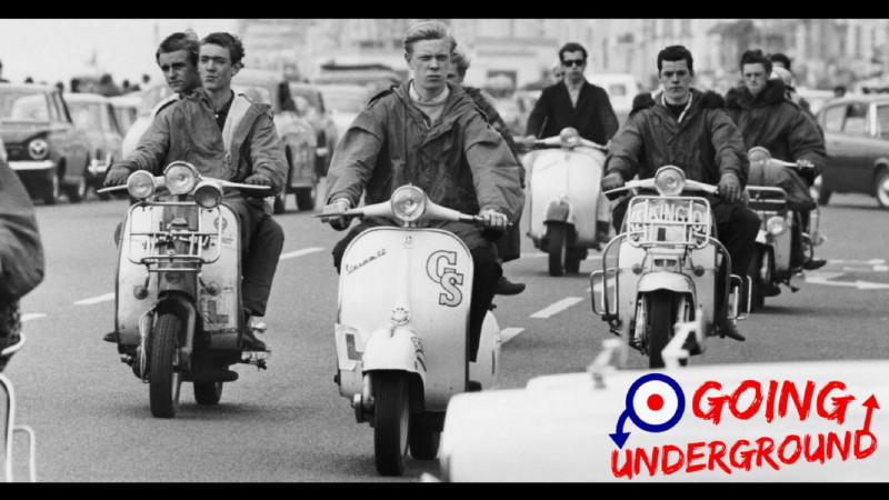 Going Underground - A Mod Music Club Night at Bloomsbury Lanes