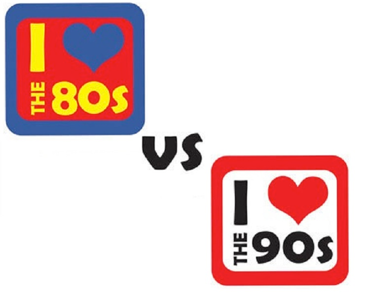 I love the80s/90s/00s