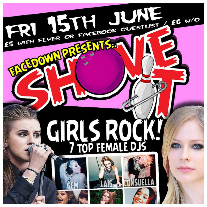 Shove It! Girls Rock