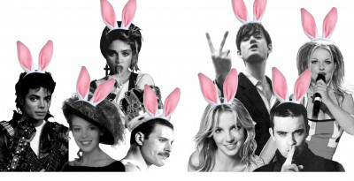 80s vs 90s - Our most Eggsellent Easter Party