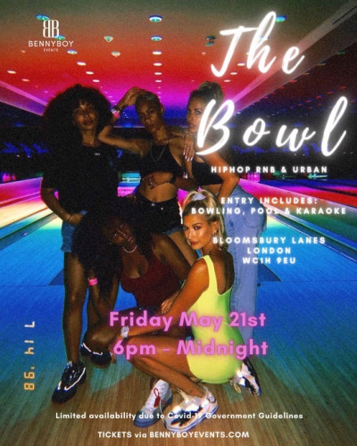 BennyBoy Events Presents: The Bowl (Every Friday)