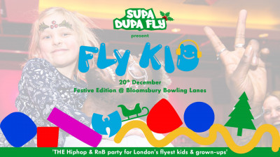 Fly-Kid x Christmas Family Hiphop & RnB