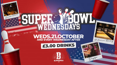 Super Bowling - London's Freshest Student Session